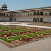Agra Fort , Gardens