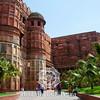 Red Fort of Agra : Amar Singh Gate