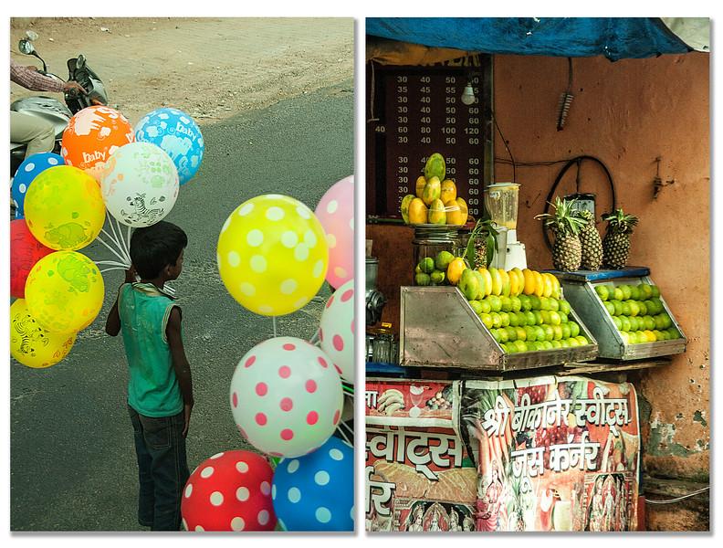 Balloons - Mangoes & Limes