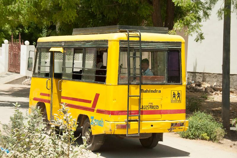 Sawai Madhopur School Transport