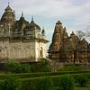 Kandariya Mahadev Temple - Devi Jagadambi Temple