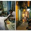 Blue Lassi Shop - Varanasi alleyways