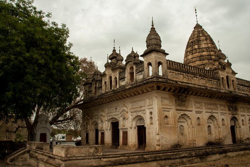 Dhanushdhari Temple ,  Alipura