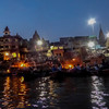 Night on the Ganges