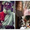 Saddu - Varanasi alleyways