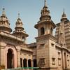 Mulagandha Kuty Vihara. Buddhist Temple.  Sarnath