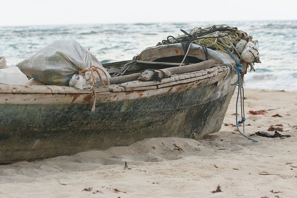 Fishing Boat, Jamaica.