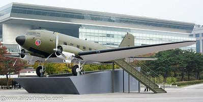 0-49750 Douglas EC47Q Republic of Korea Air Force