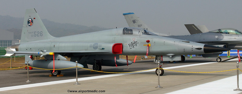 50-526 Northrop F5E Tiger II Republic of Korea Air Force