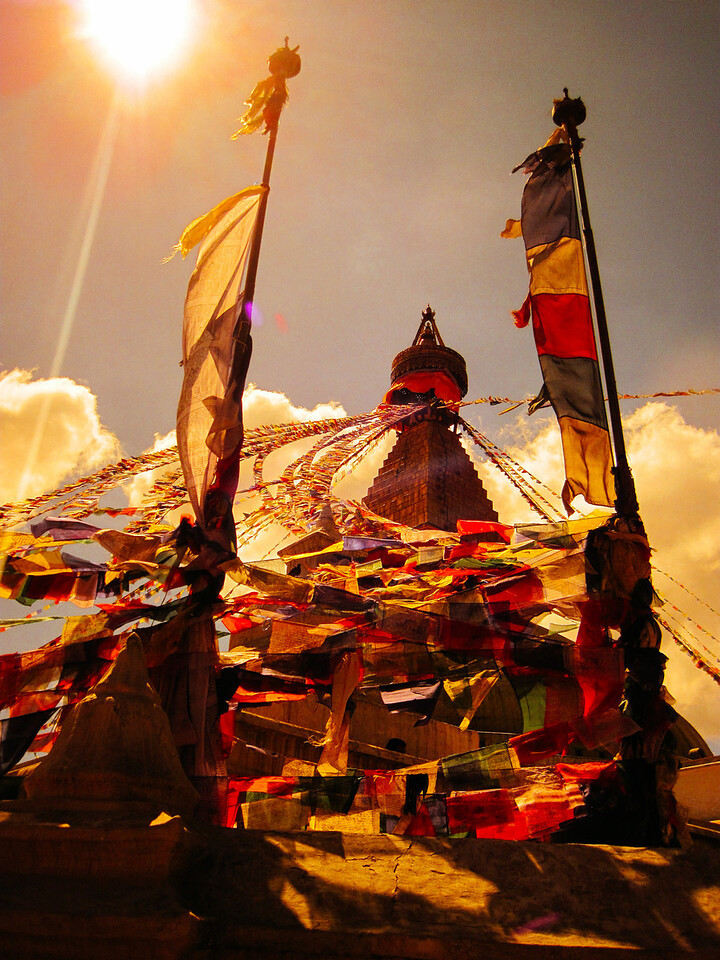 Boudhanath, Kathmandu, Nepal 2009