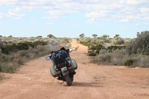 The Old Nullarbor Crossing