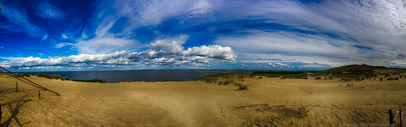 Curonian Spit Sky