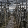 The path through souls - Hill of Crosses
