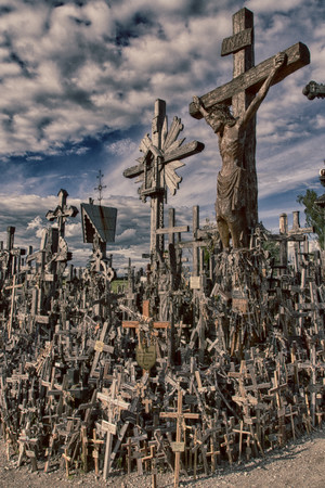 Sacred Place - Hill of Crosses