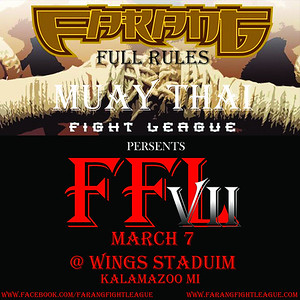 Farang Fight League
