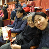 2/18 ?  watching beijing opera with Sally and wen laoshi, at 长安大戏院