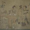 玉澜堂里面的壁画,以前没怎么注意过