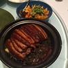 这个东坡扣肉,肥而不腻,难得,我居然吃了3块!