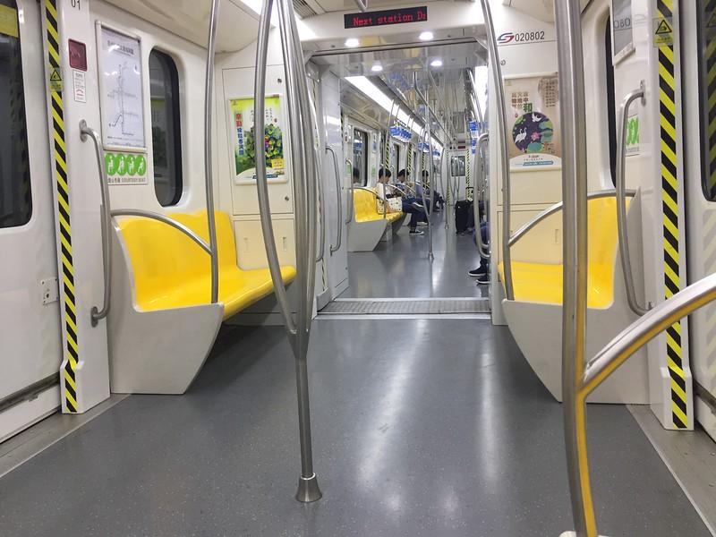 苏州轻轨,2号线从苏州北站,到苏州站