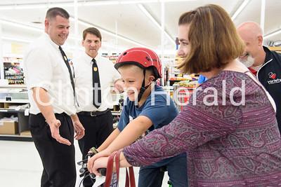 Fareway bike donation 7-20-17