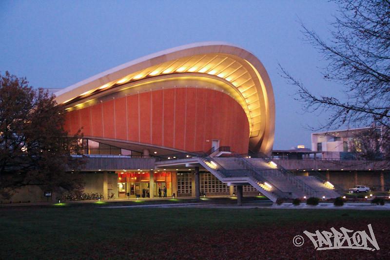House of World Cultures - Berlin, DE