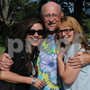 Vegan activists Jo-Anne McArthur, Jerry Cook and Susie Coston.