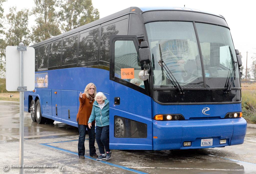 . during the 2017 Farm City Bus Tour Wednesday Nov. 8, 2017. (Bill Husa -- Enterprise-Record)