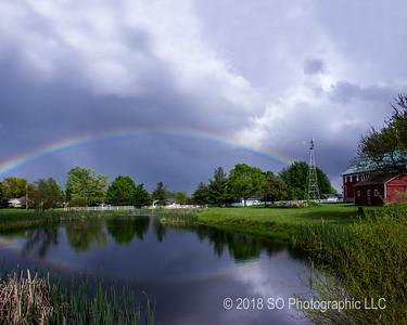 Rainbow Pond