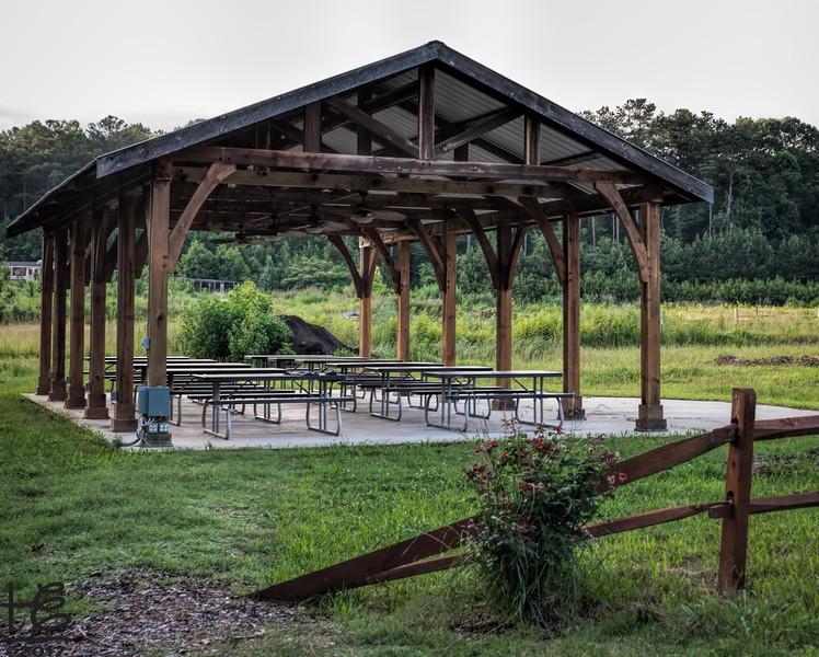Hickory Grove Farm - outdoor classroom