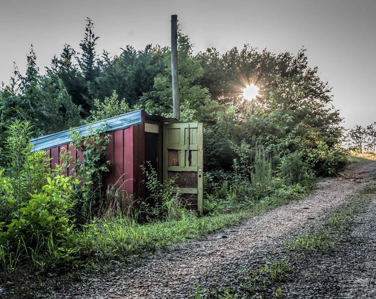 King of Crops - utility shed