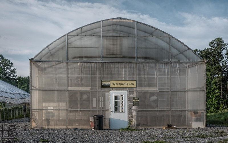 Hickory Grove Farm - Hydroponic Lab