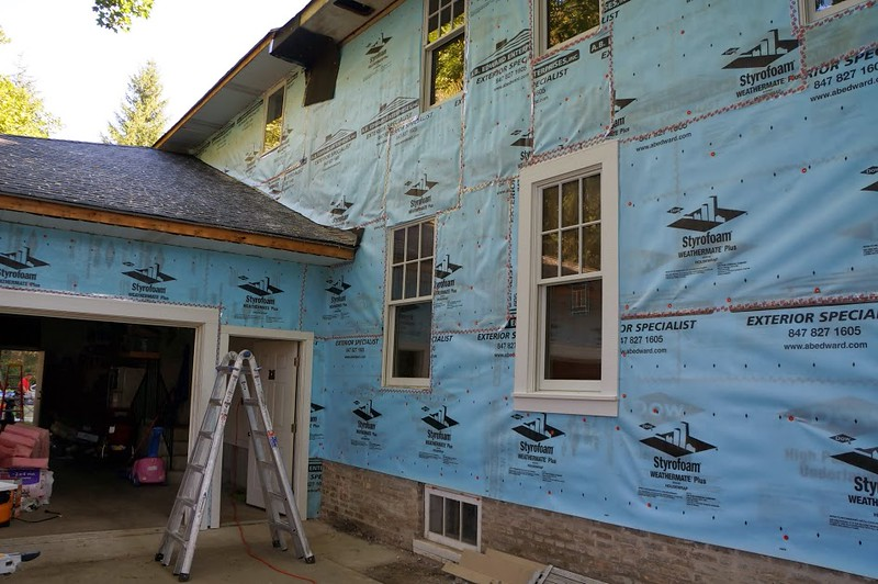 1913 Farmhouse Remodeling and Restoration