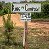 King of Compost sign