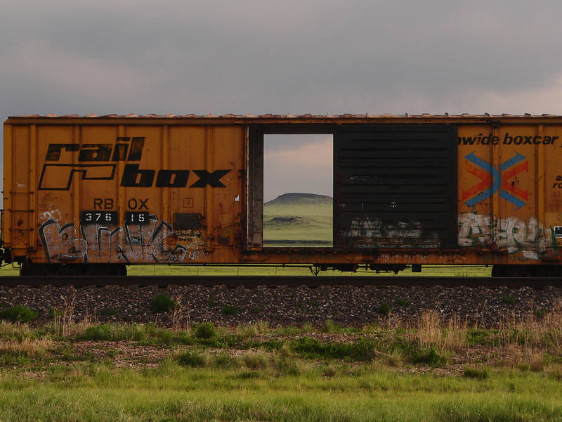 West Texas Boxcar.