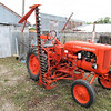 Allis Chalmers B, 1945-1950, Right Front.