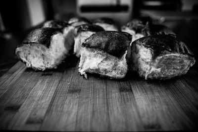 Hokkaido bread rolls