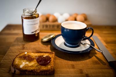 Toast 'n marmalade