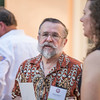 Charles Urbanowicz and Tower Society guests enjoy the Farm to Table event at the Warrens Reception Center on Saturday, October 7, 2017 in Chico, Calif.<br /> (Jason Halley/University Photographer)