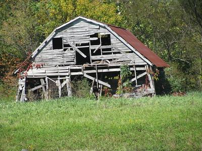 Morgan County Barn