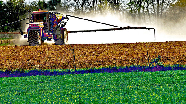 Farm Tractors and Equipment