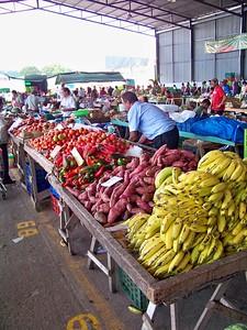 San Isidro market