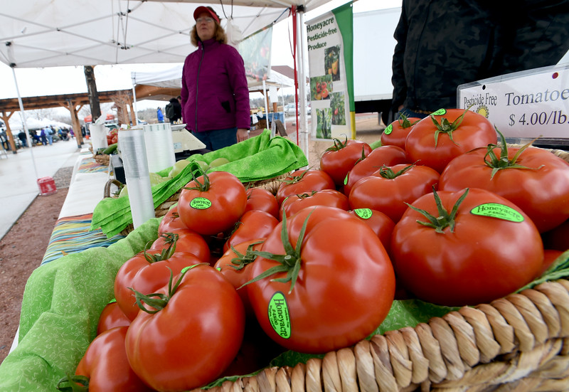 Boulder and Longmont Farmers  Markets