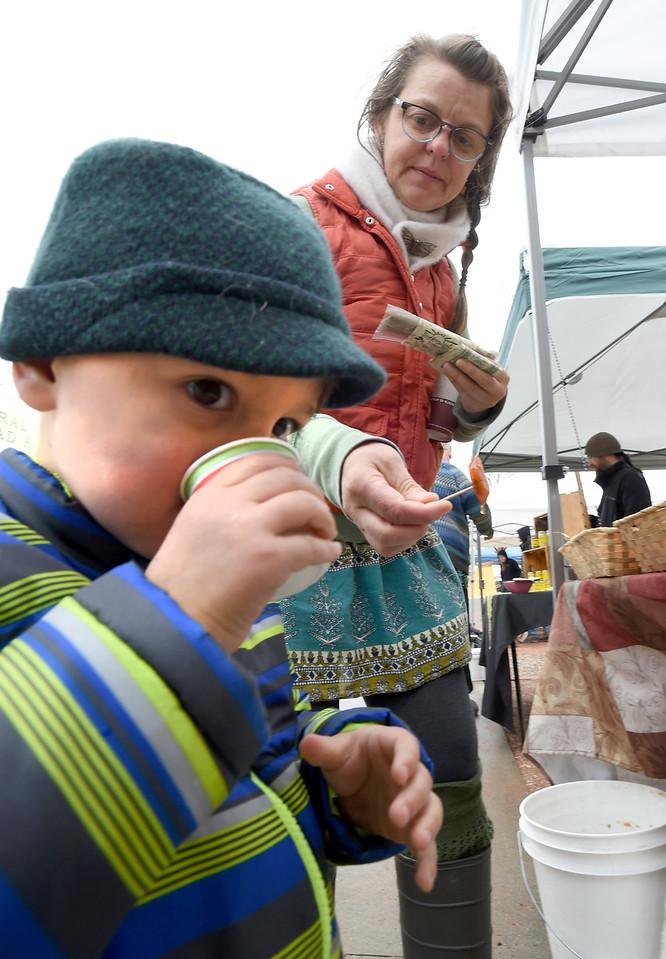 Boulder and Longmont Farmers Markets
