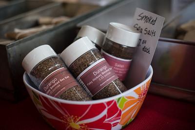 Bayberry Meadow Herbs Sea Salt