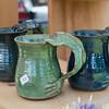 Frog Pottery Mugs