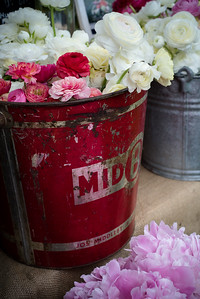 Muddy Feet Farm Flower Display