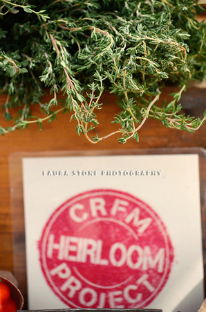 Heirloom Project Thyme