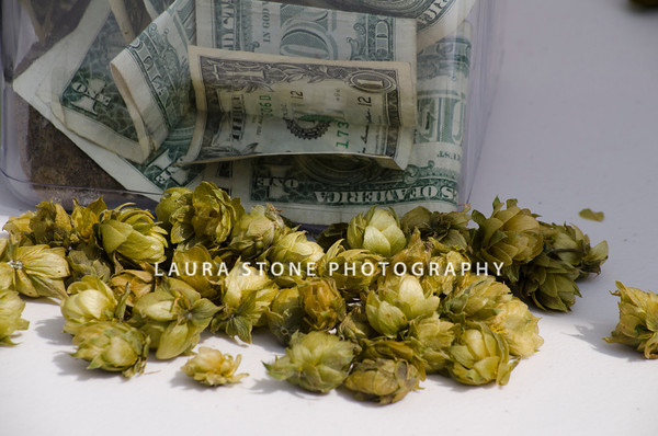 Hops and tips.