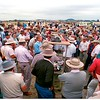 Auction at Wealandangie near Springsure after property is sold.
