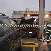 Farmingdale Car Vs Pole Merrits Rd  1-17-12-3
